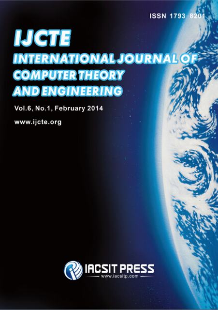 International Journal of Computer Theory and Engineering