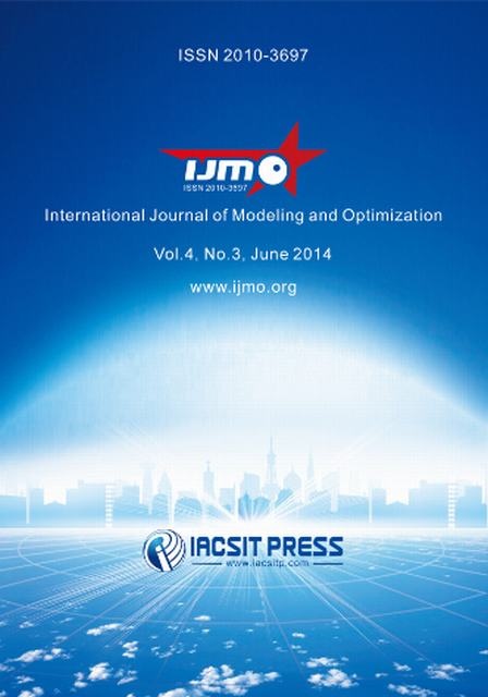 International Journal of Modeling and Optimization